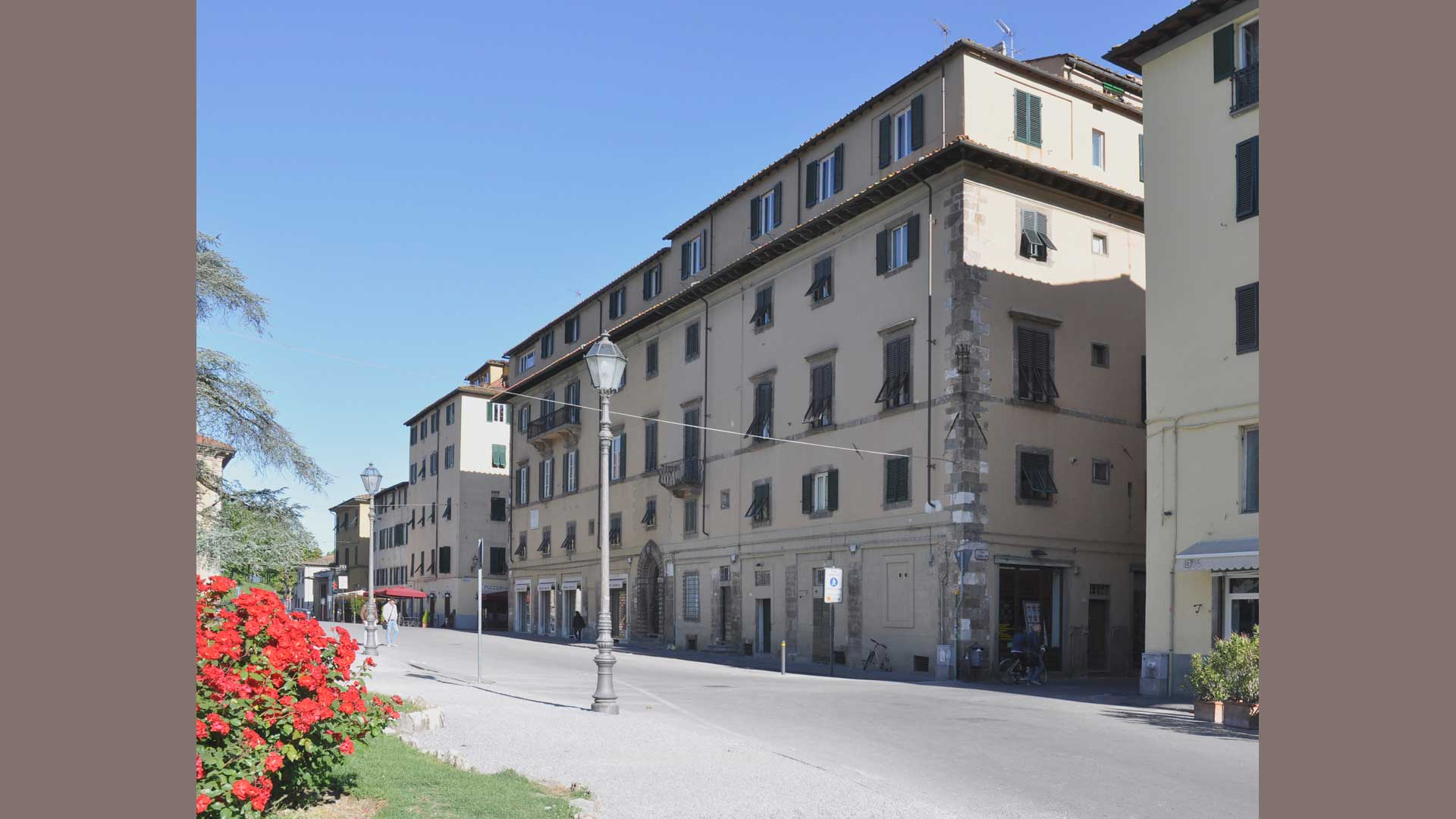 Palazzo già Mansi