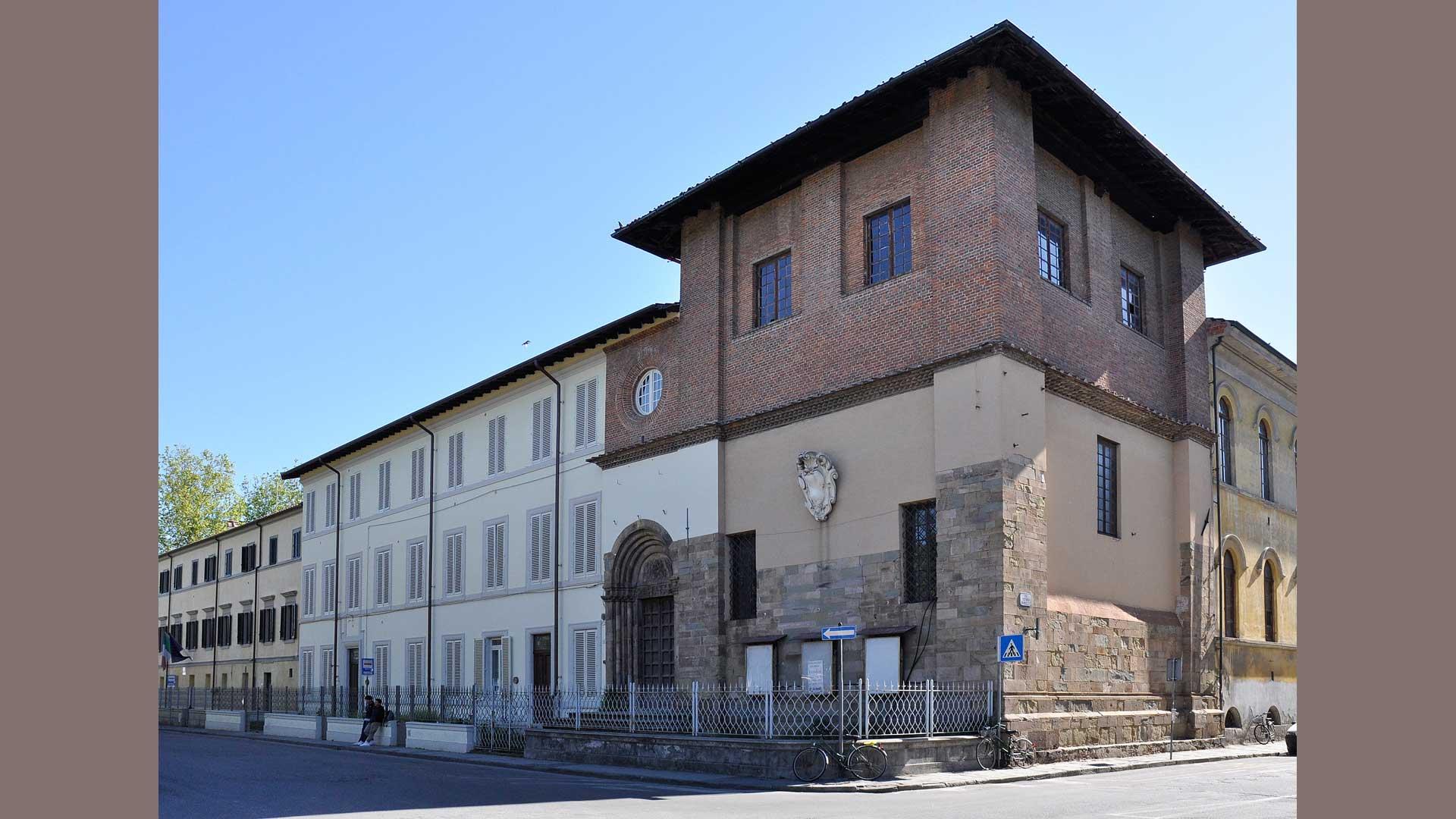 Ospedale della Misericordia o di San Luca