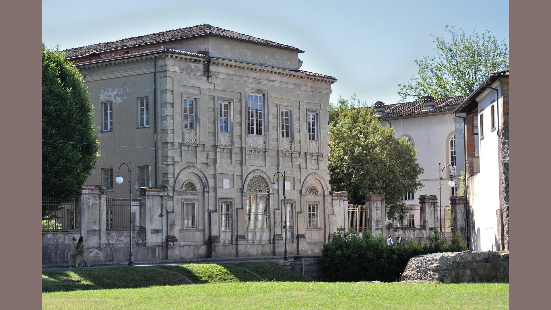 ex-Ospedali di San Luca poi Galli-Tassi