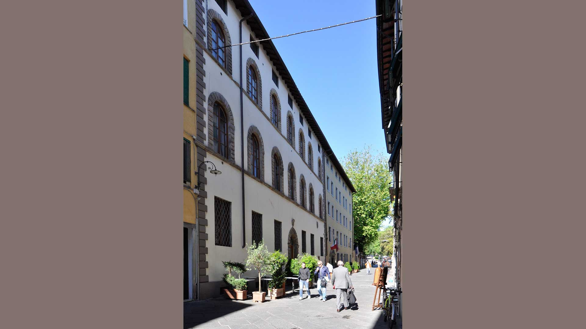 Palazzo già Pardini