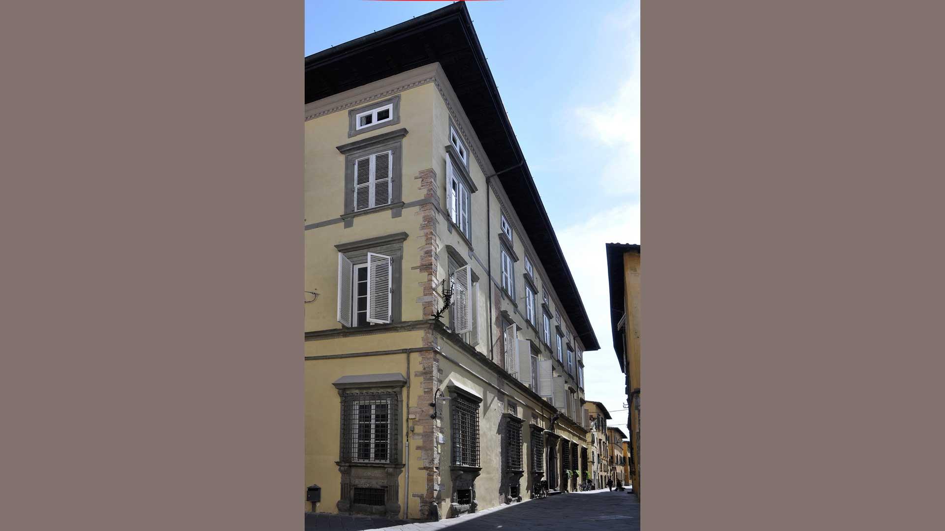 Palazzo Orsetti poi Cittadella