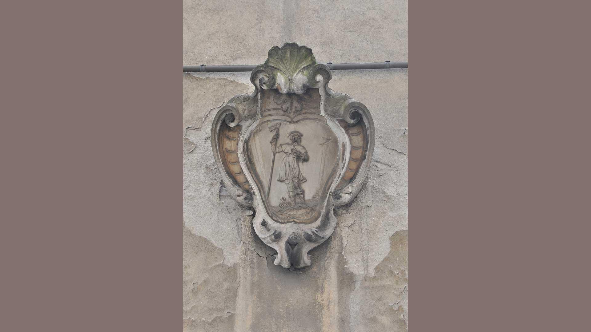 Raffigurazione San Pellegrino