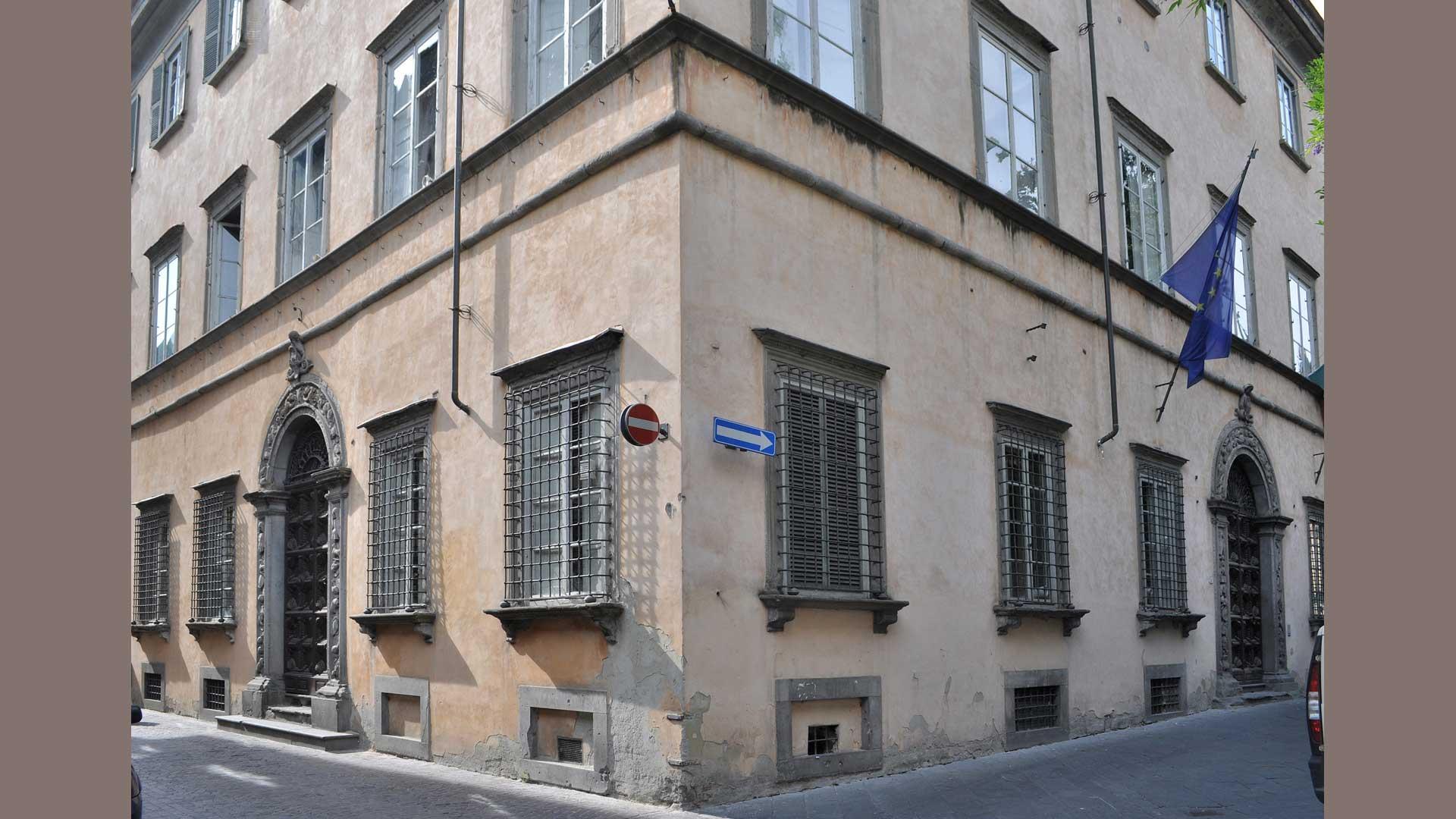 Palazzo Diodati poi Orsetti