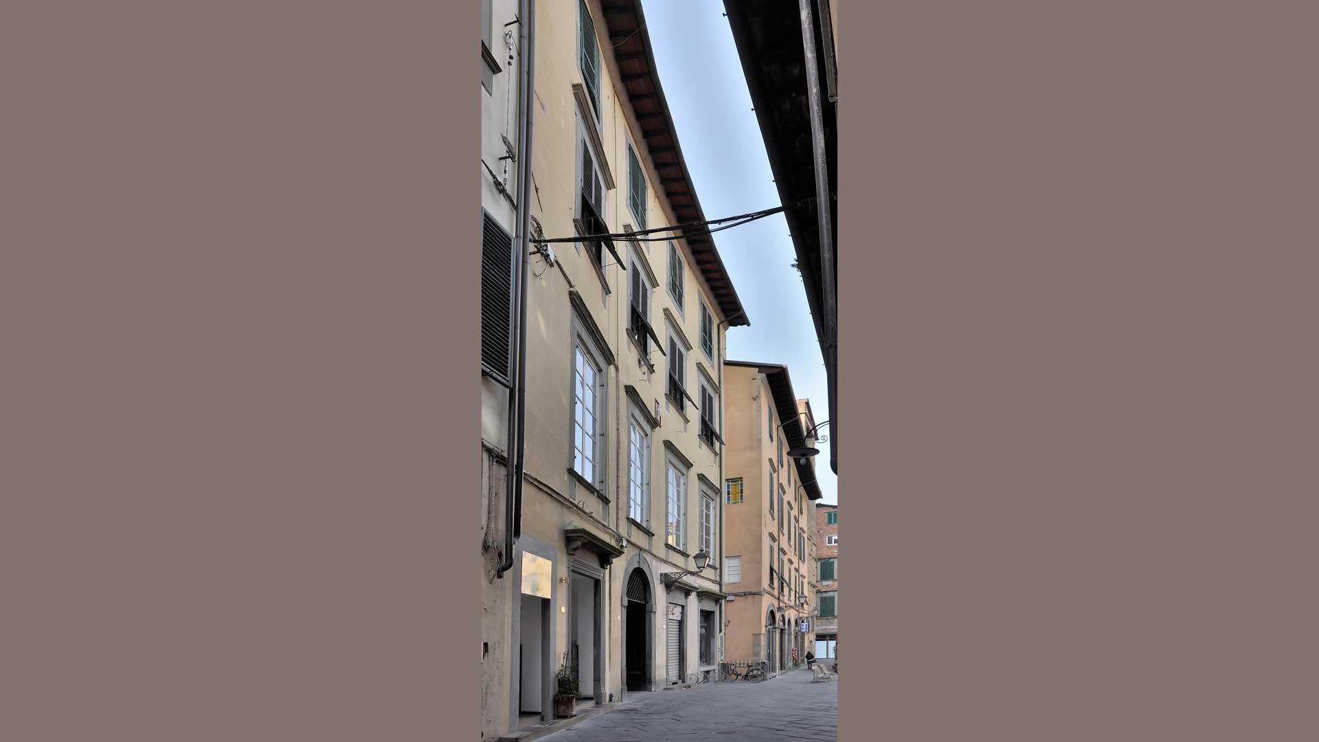 Palazzo già Menocchi