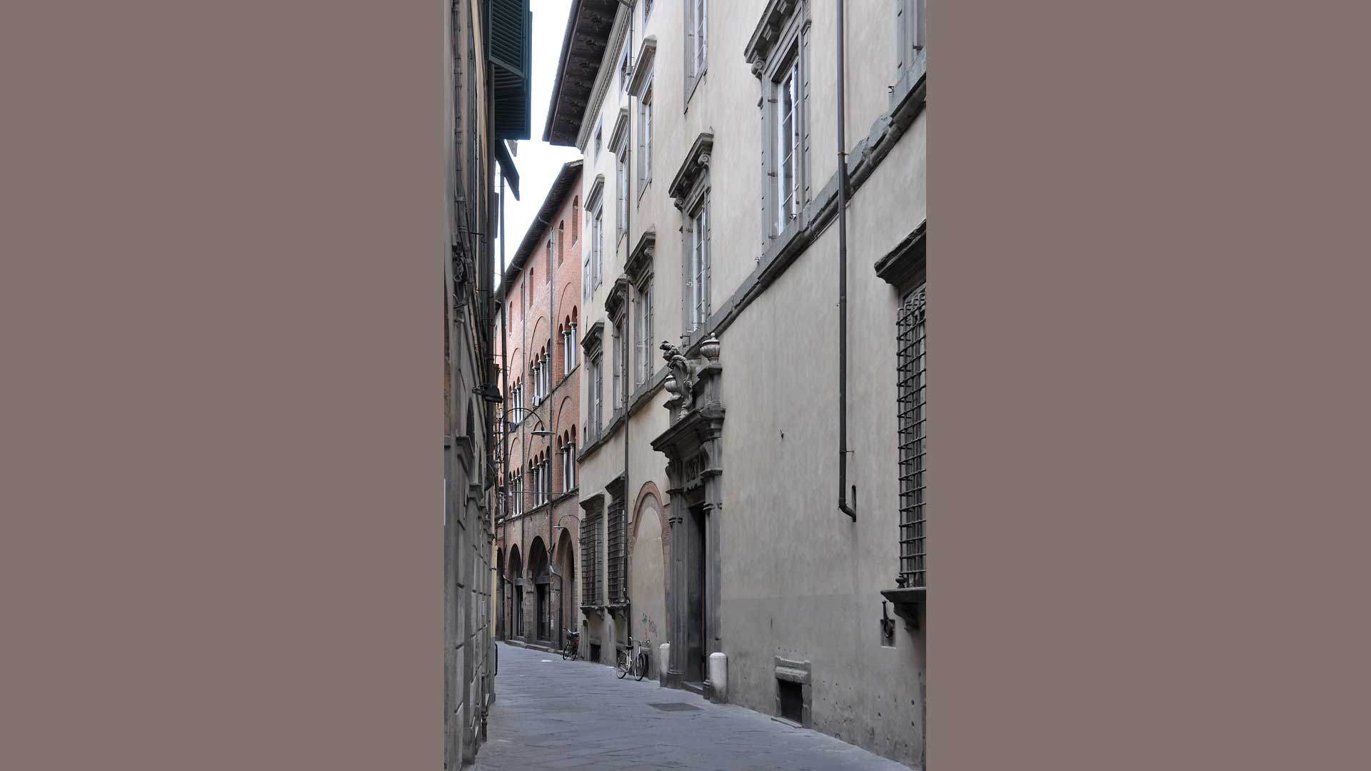 Palazzo già Santini