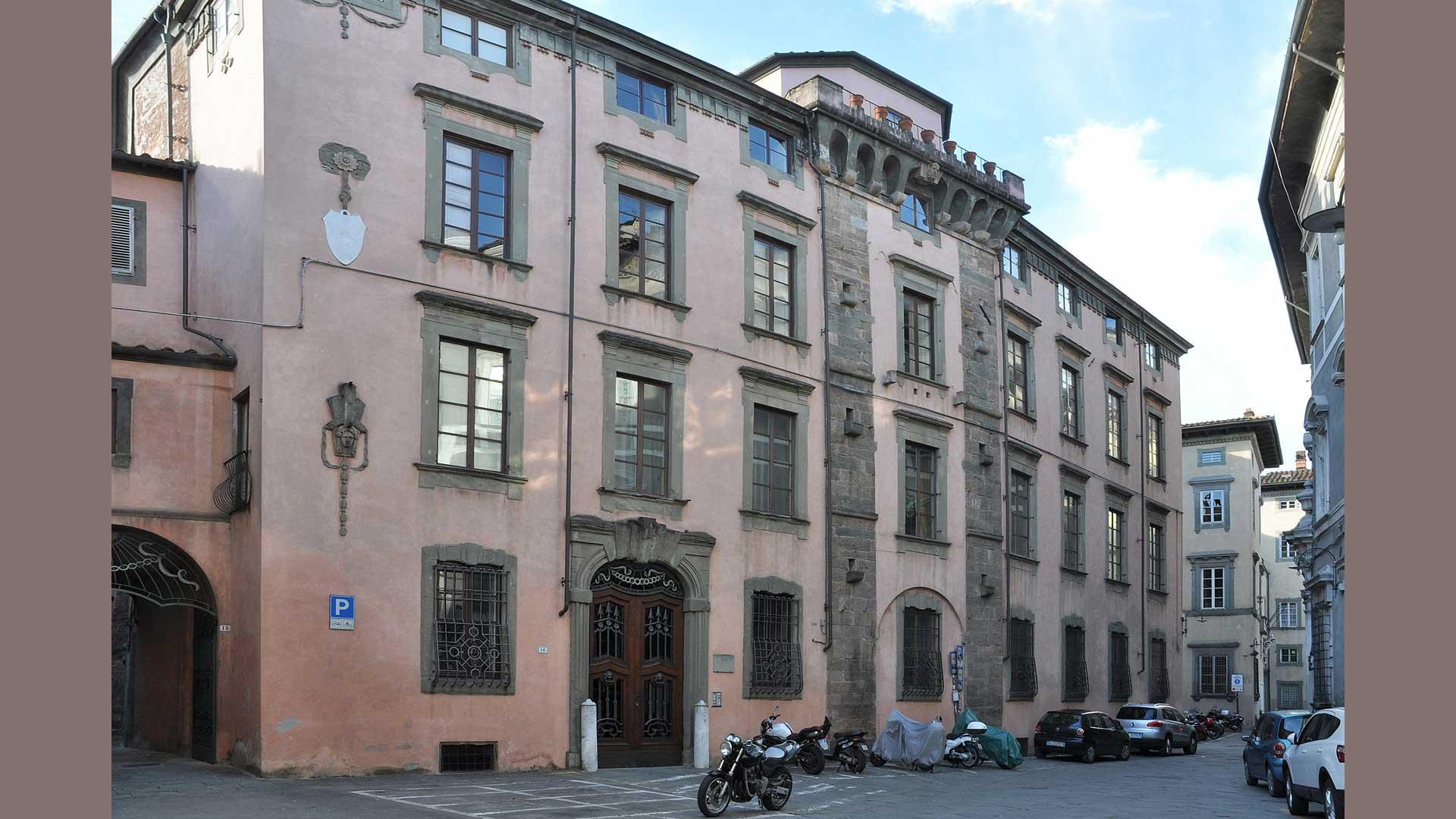 Palazzo Sardini, poi Minutoli-Tegrimi