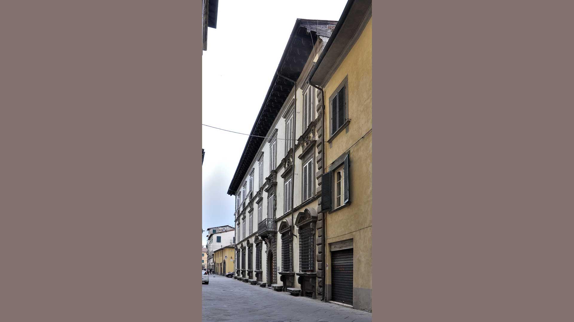 Palazzo Boccella, poi Bernardini