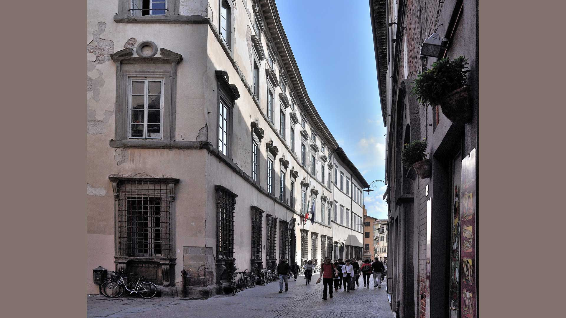 Palazzo Buonvisi