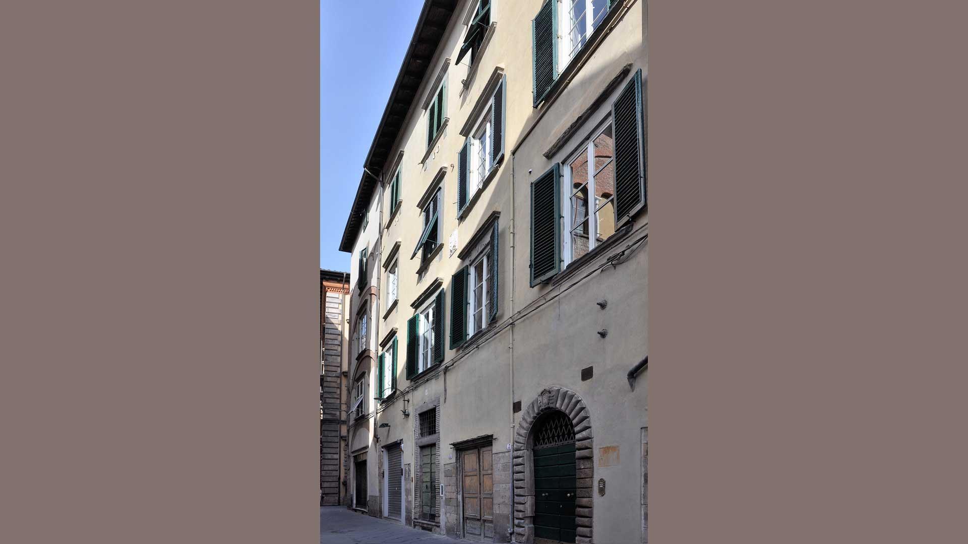 Palazzo già Bandini