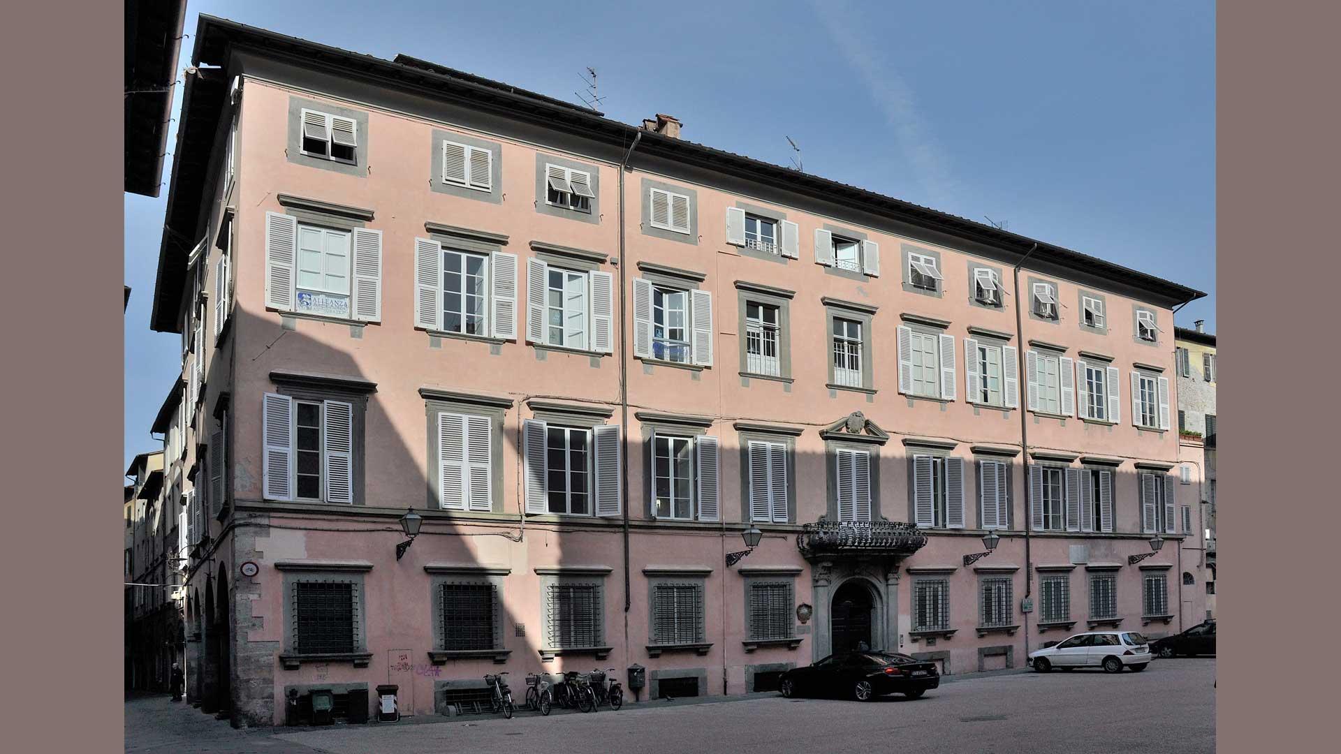 Palazzo Saminiati