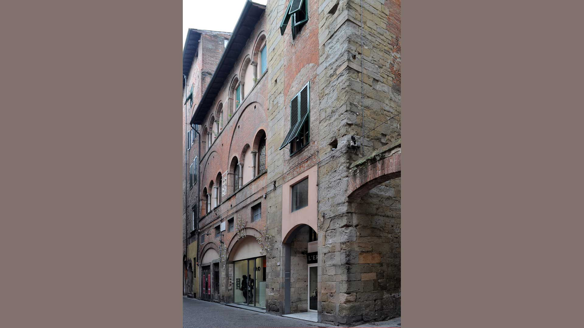 Palazzo Giuntori, poi Giuntori Stefani