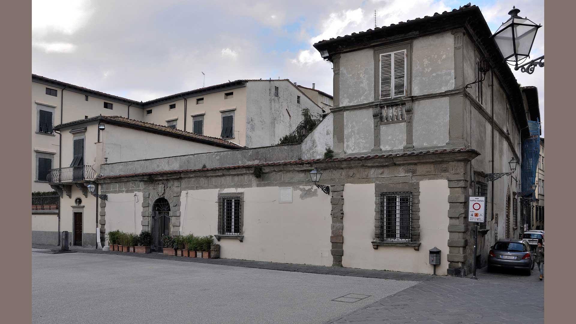 Palazzo Mansi di San Donnino