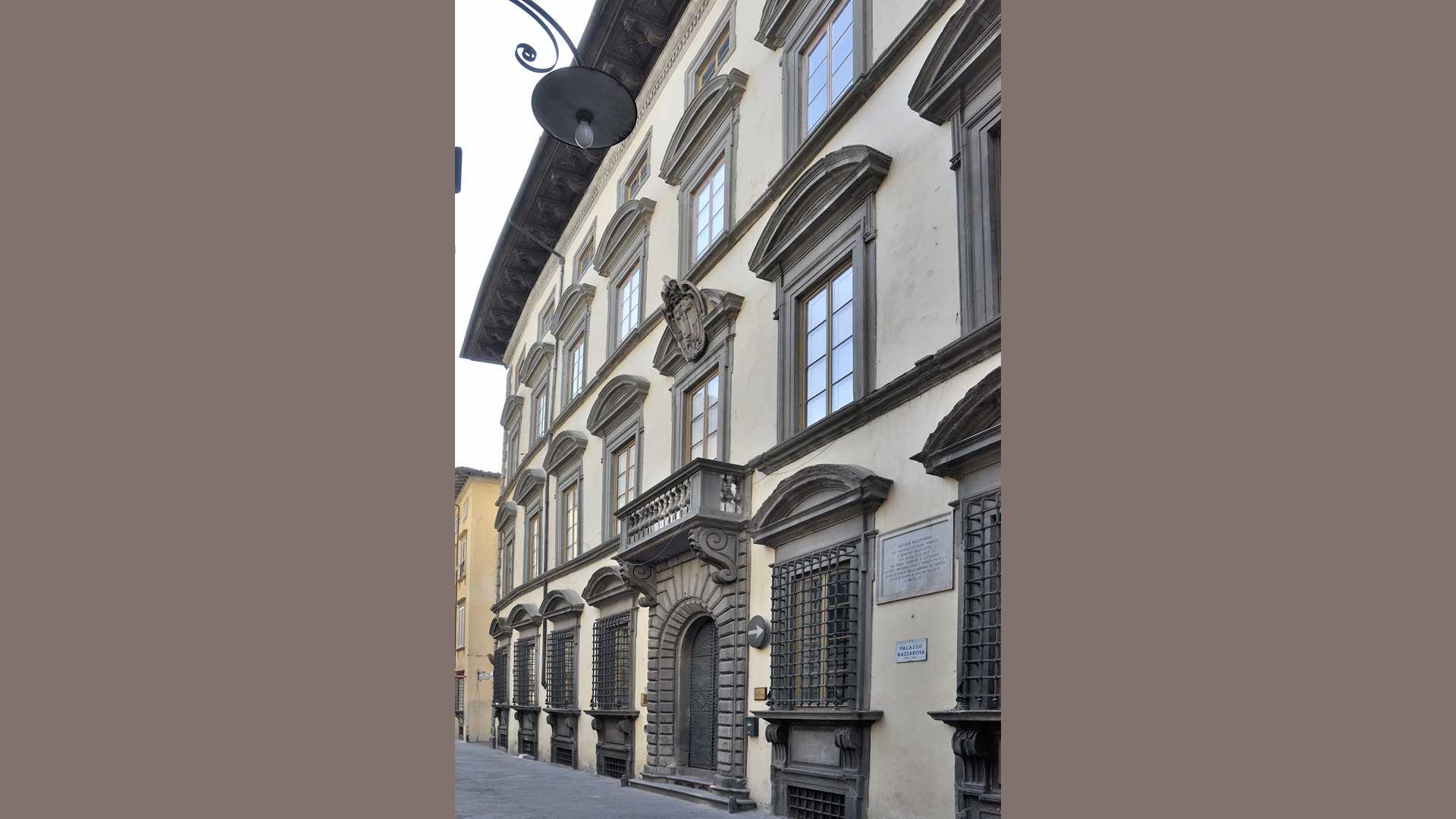 Palazzo Mazzarosa De Vincenzi