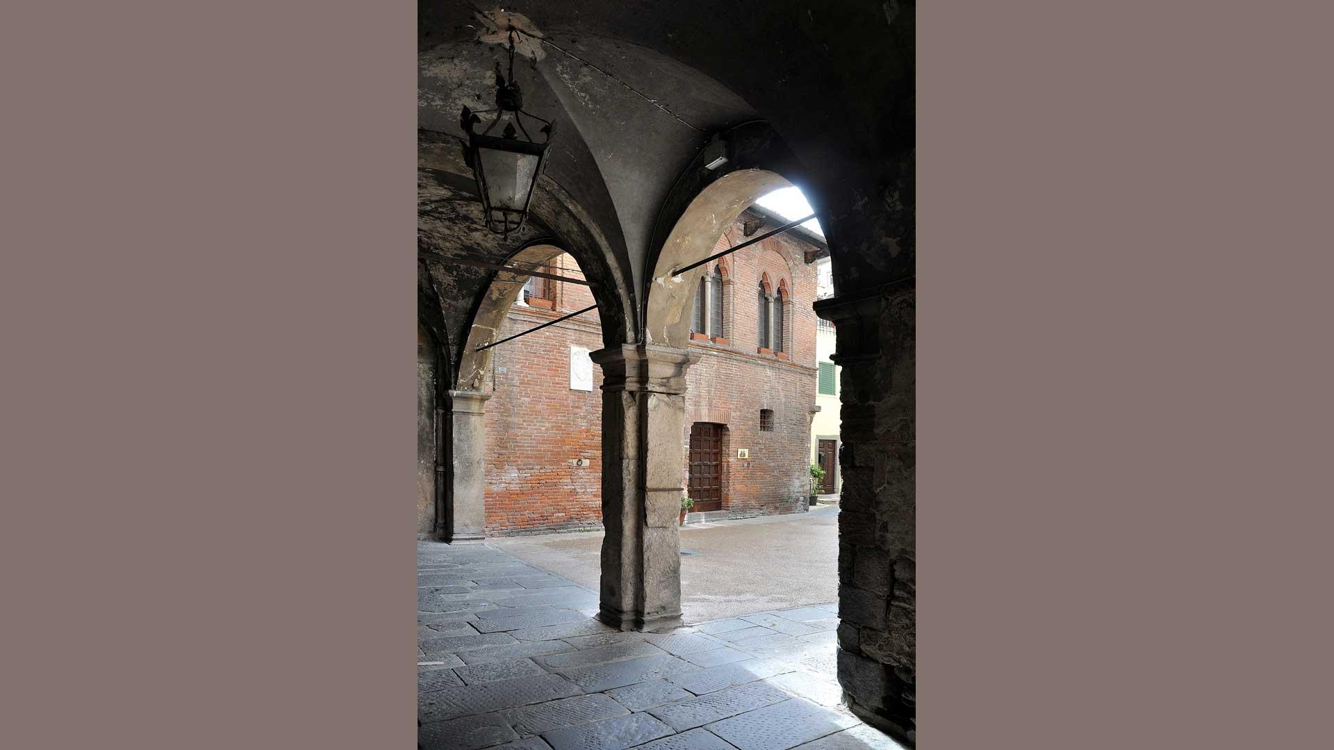 Palazzo della Magione dei Cavalieri del Tau