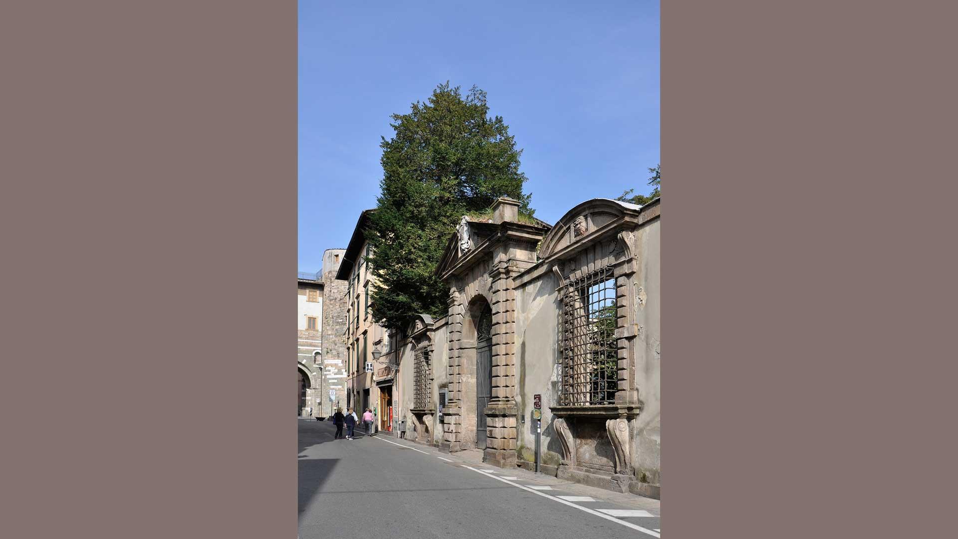 Villa ex-Buonvisi, poi Bottini