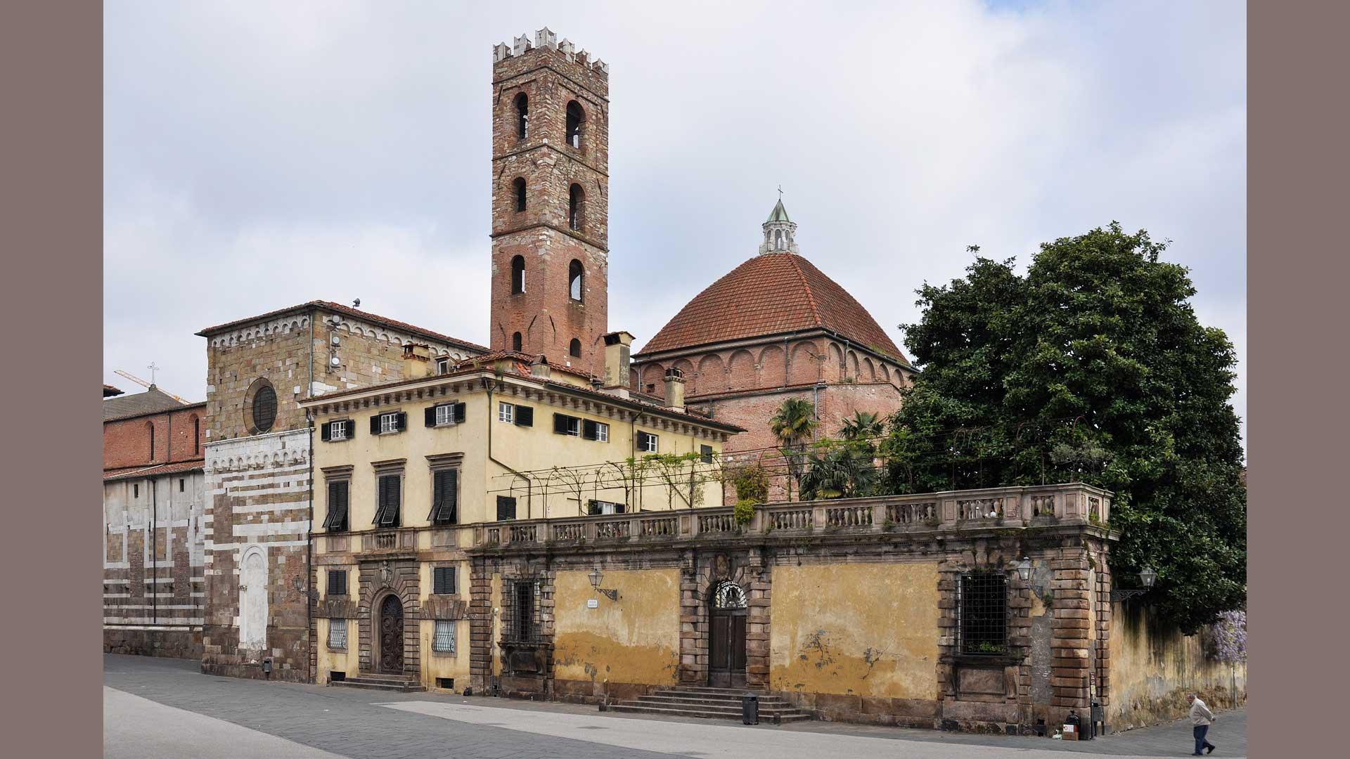 Palazzo Bernardi («Palazzo Nobile» e «Palazzina nuova»)