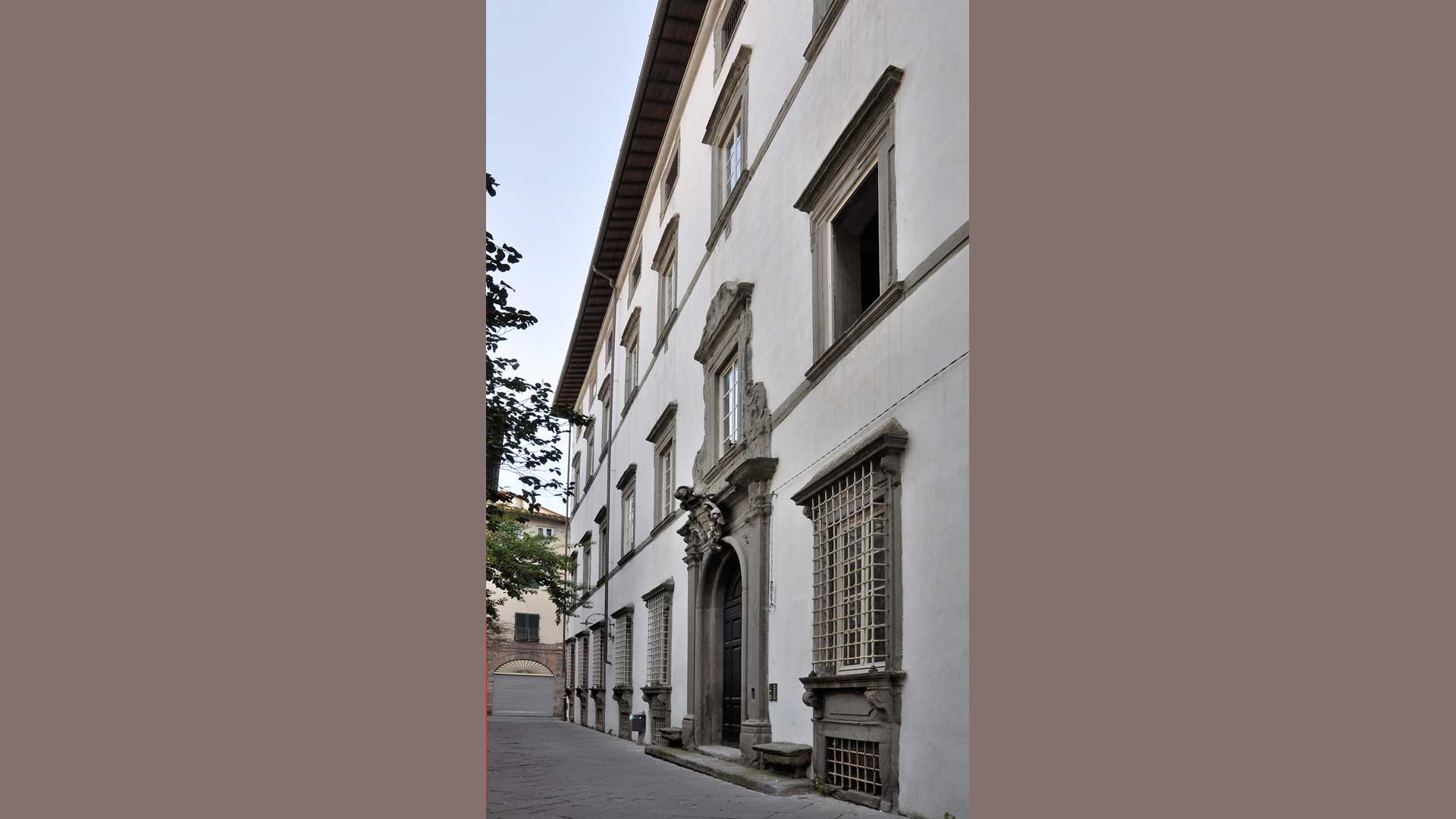 Palazzo Fatinelli, poi Sardi