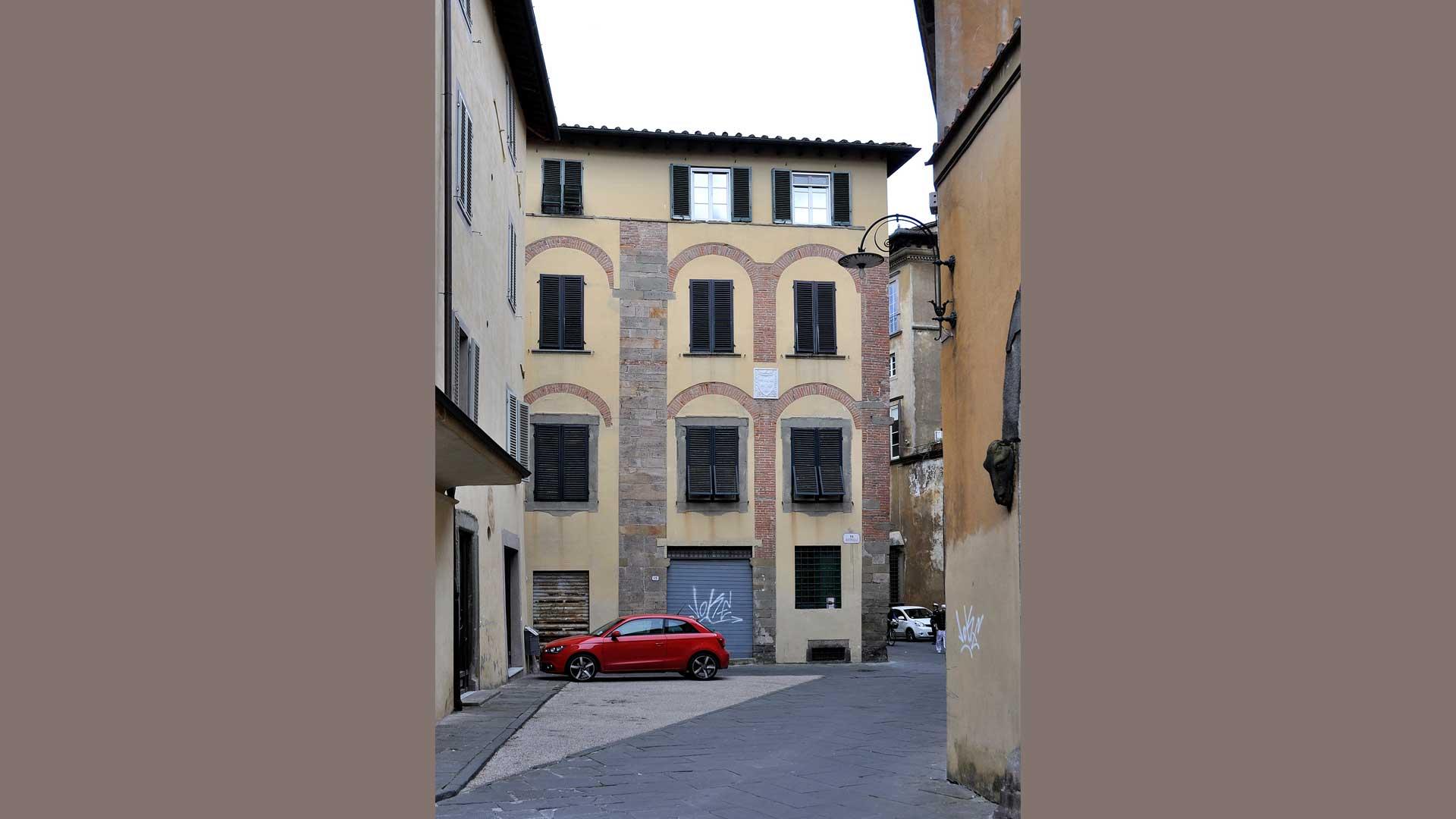 Palazzo già Rapondi