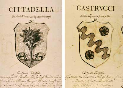 Famiglia Cittadella-Castrucci