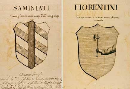 Famiglia Saminiati-Fiorentini